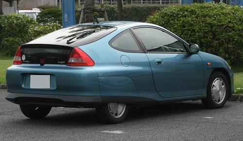Honda_Insight_Back